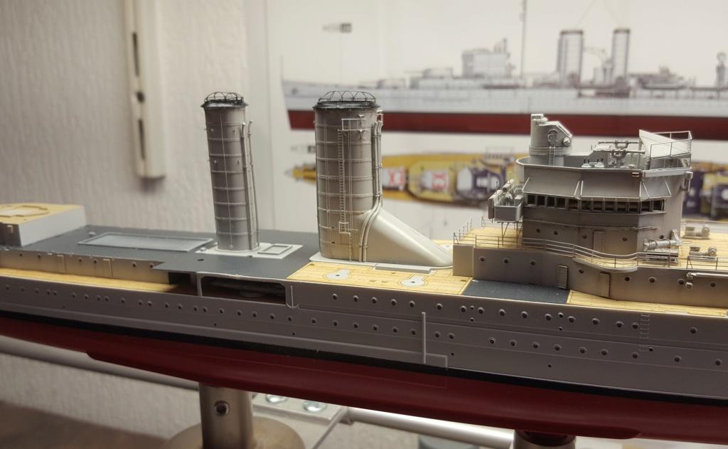 HMS Exeter 1939 + Set PE ShipYard au 1/350 - Page 5 20191228
