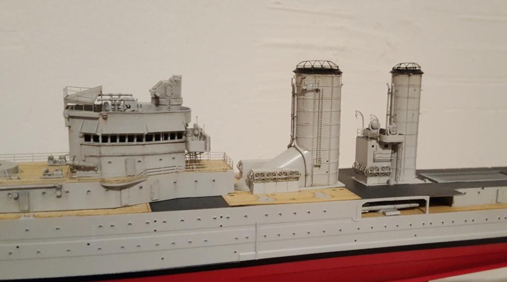 HMS Exeter 1939 + Set PE ShipYard au 1/350 - Page 6 20200112