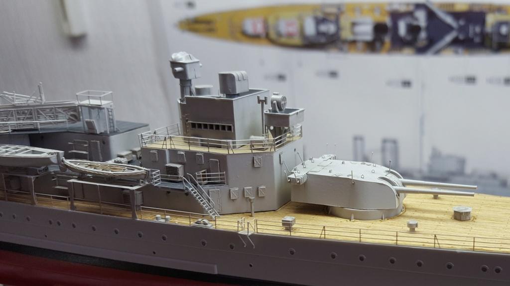 HMS Exeter 1939 + Set PE ShipYard au 1/350 - Page 10 20200223