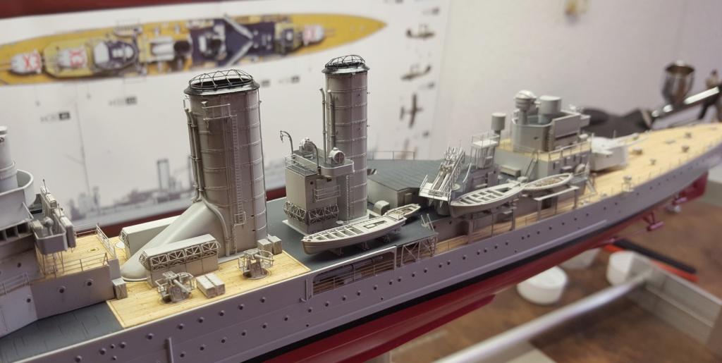 HMS Exeter 1939 + Set PE ShipYard au 1/350 - Page 10 20200224