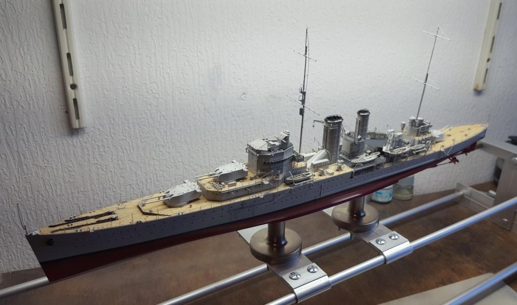 HMS Exeter 1939 + Set PE ShipYard au 1/350 - Page 14 20200336