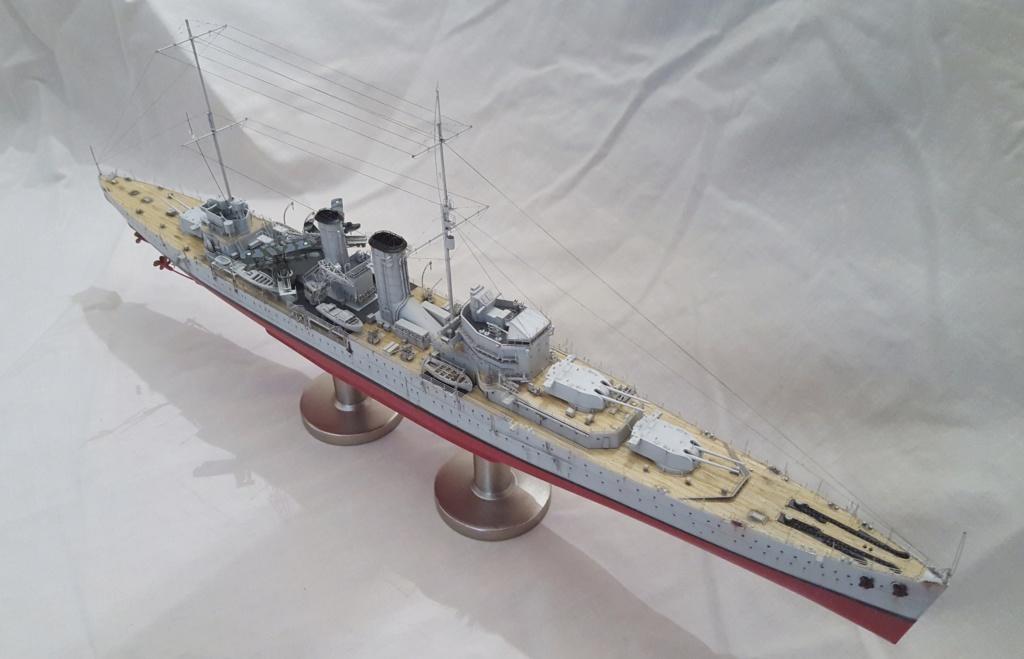 Terminé HMS EXETER 1939 20200422