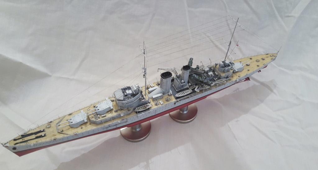 Terminé HMS EXETER 1939 20200425