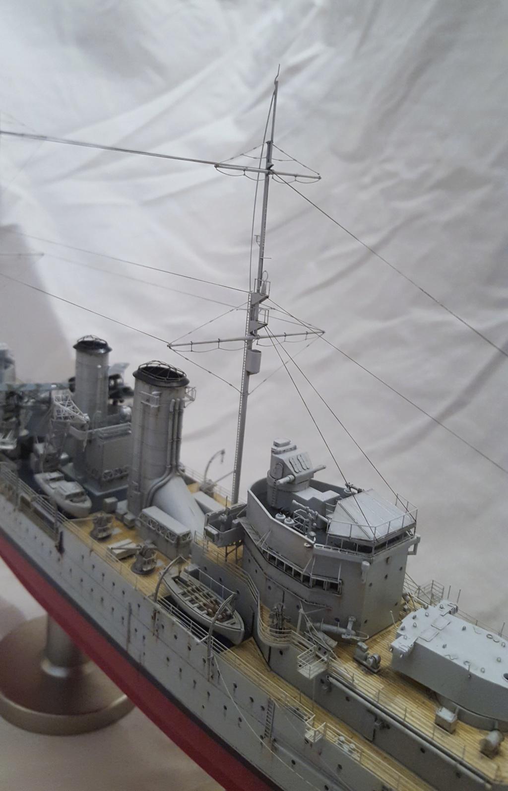 Terminé HMS EXETER 1939 20200429