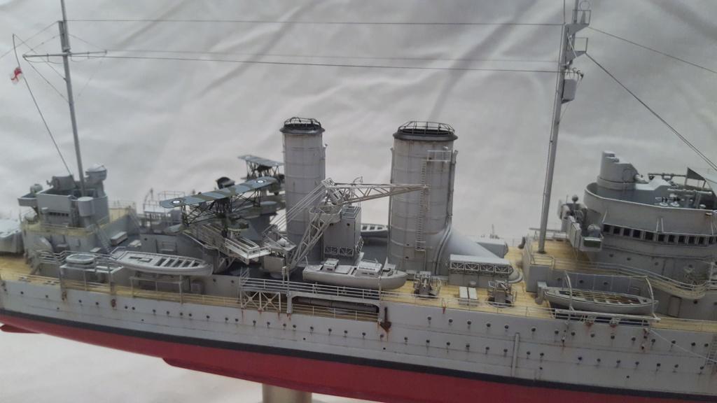 Terminé HMS EXETER 1939 20200432