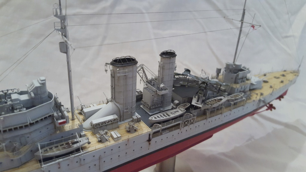 Terminé HMS EXETER 1939 20200434