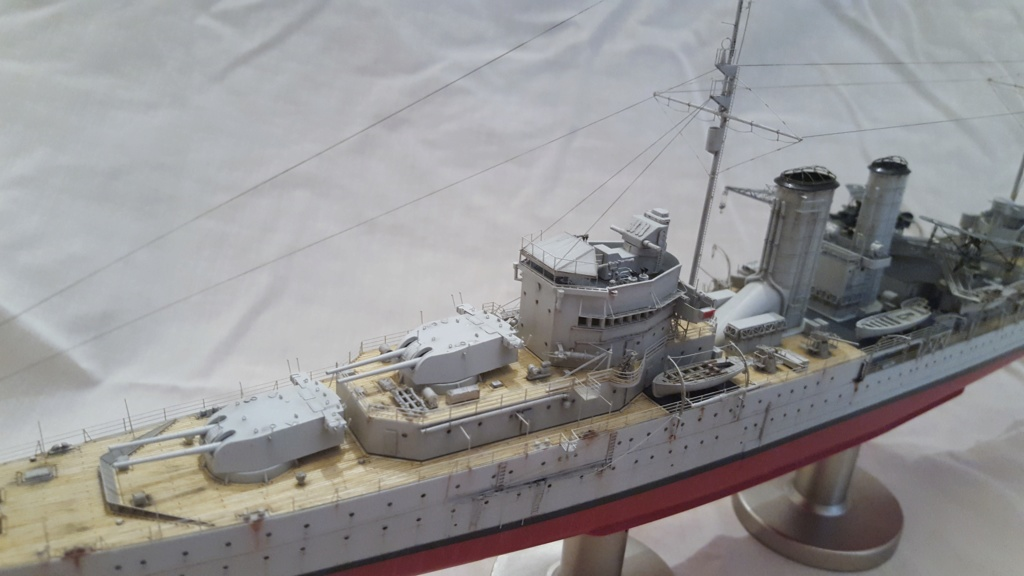 Terminé HMS EXETER 1939 20200435