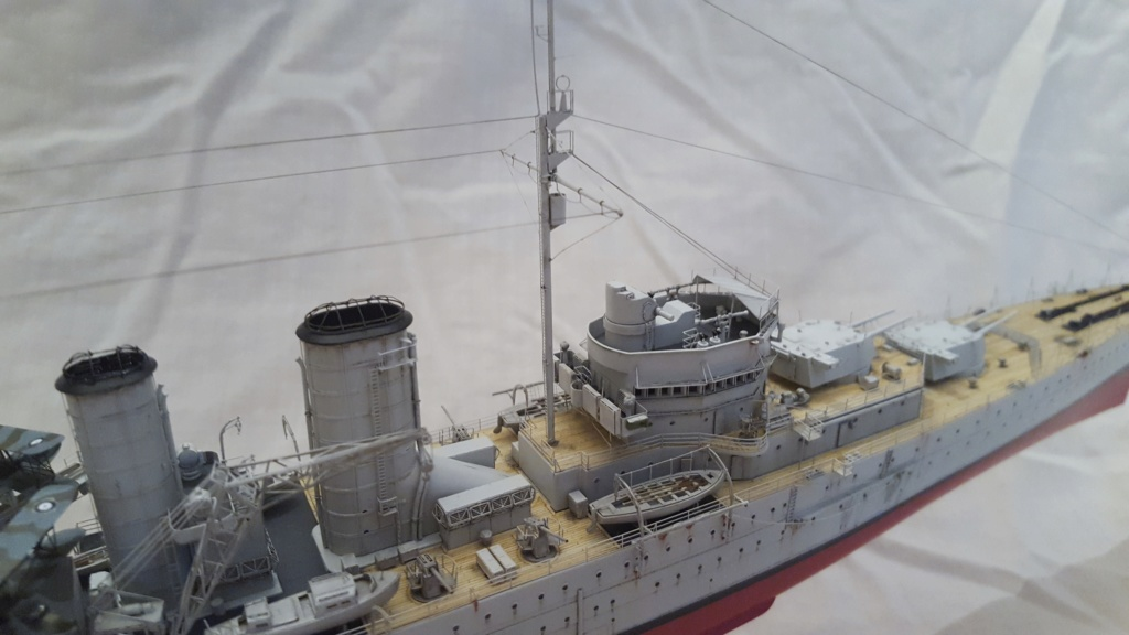 Terminé HMS EXETER 1939 20200436