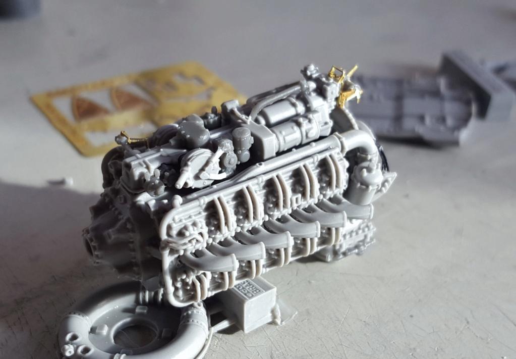 Tempest Eduard 1/48 Limited Edition + Kit résine moteur - Page 2 20200451