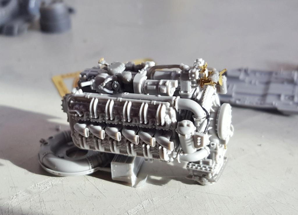 Tempest Eduard 1/48 Limited Edition + Kit résine moteur - Page 2 20200452