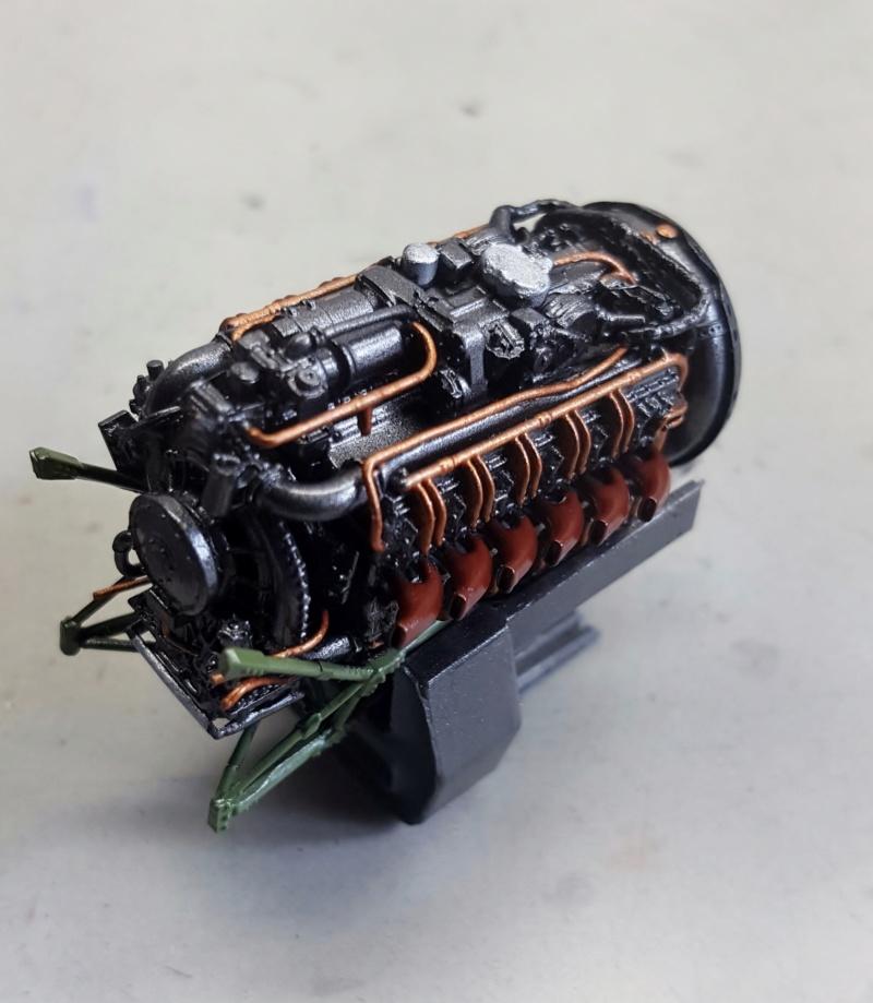 Tempest Eduard 1/48 Limited Edition + Kit résine moteur - Page 2 20200519