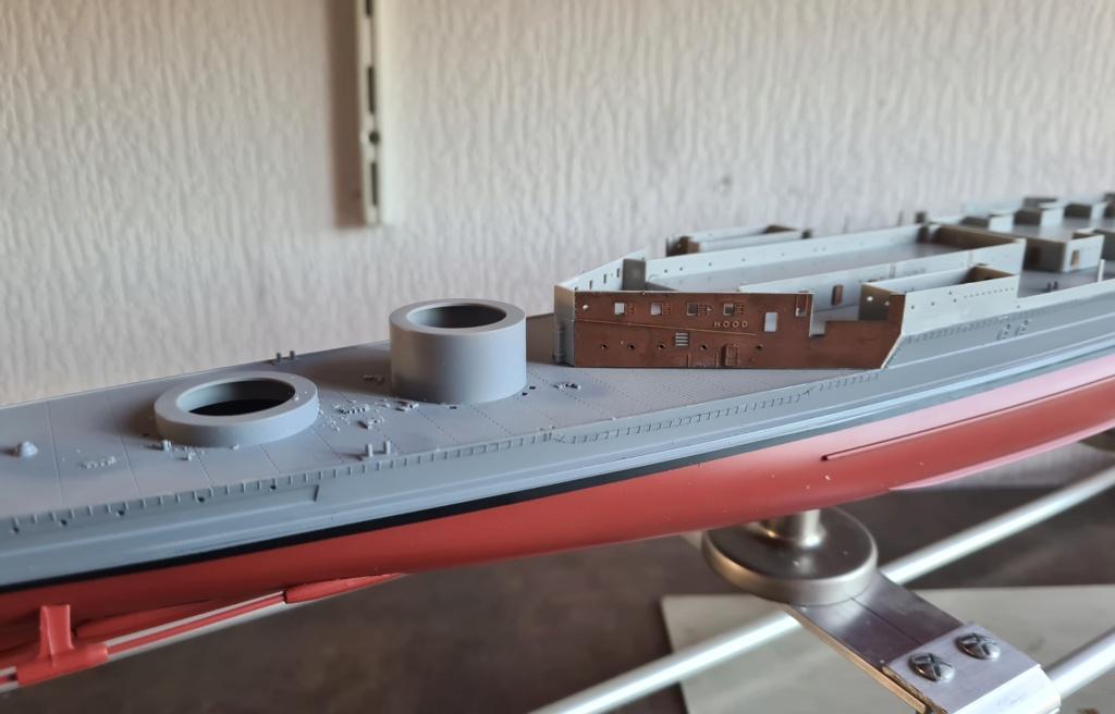HMS HOOD 1/350 Trumpeter + PE... - Page 2 20200813