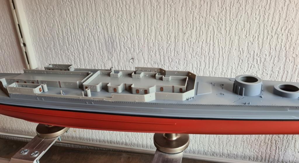 HMS HOOD 1/350 Trumpeter + PE... - Page 2 20200815