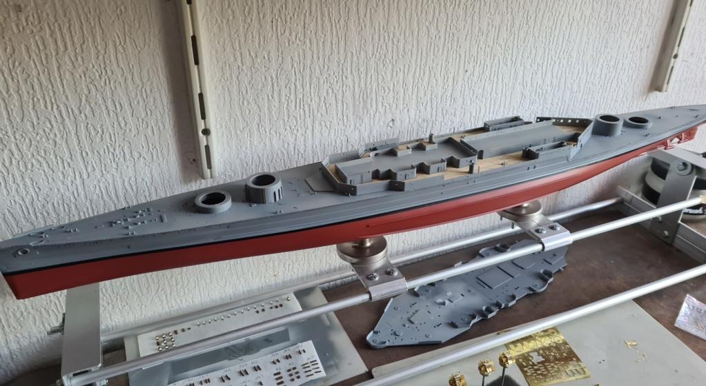 HMS HOOD 1/350 Trumpeter + PE... - Page 2 20200818