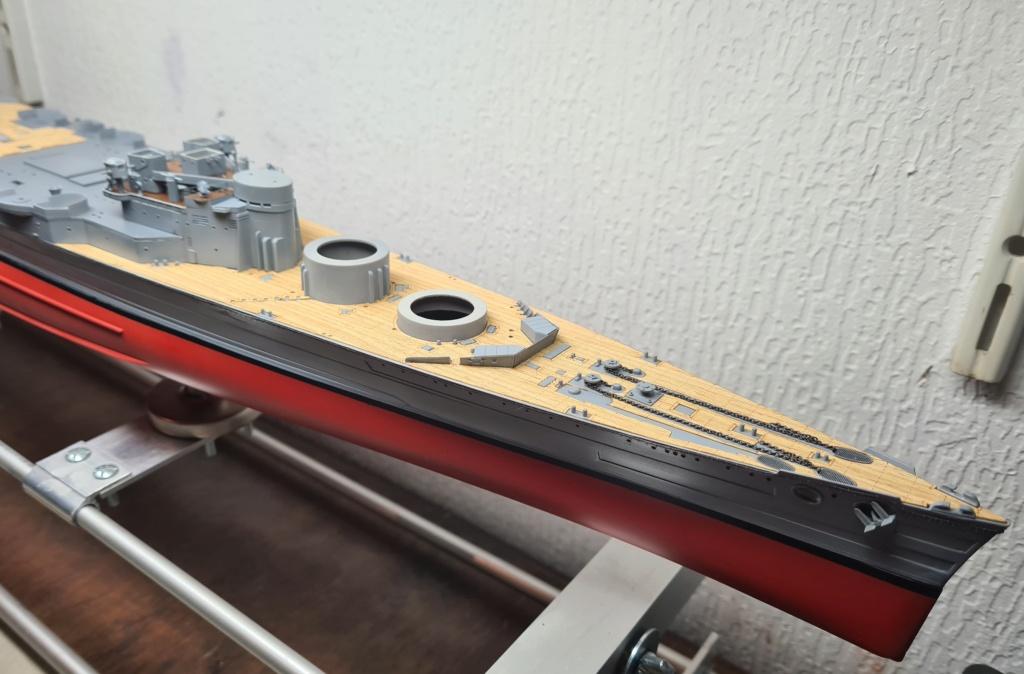 HMS HOOD 1/350 Trumpeter + PE... - Page 3 20201018