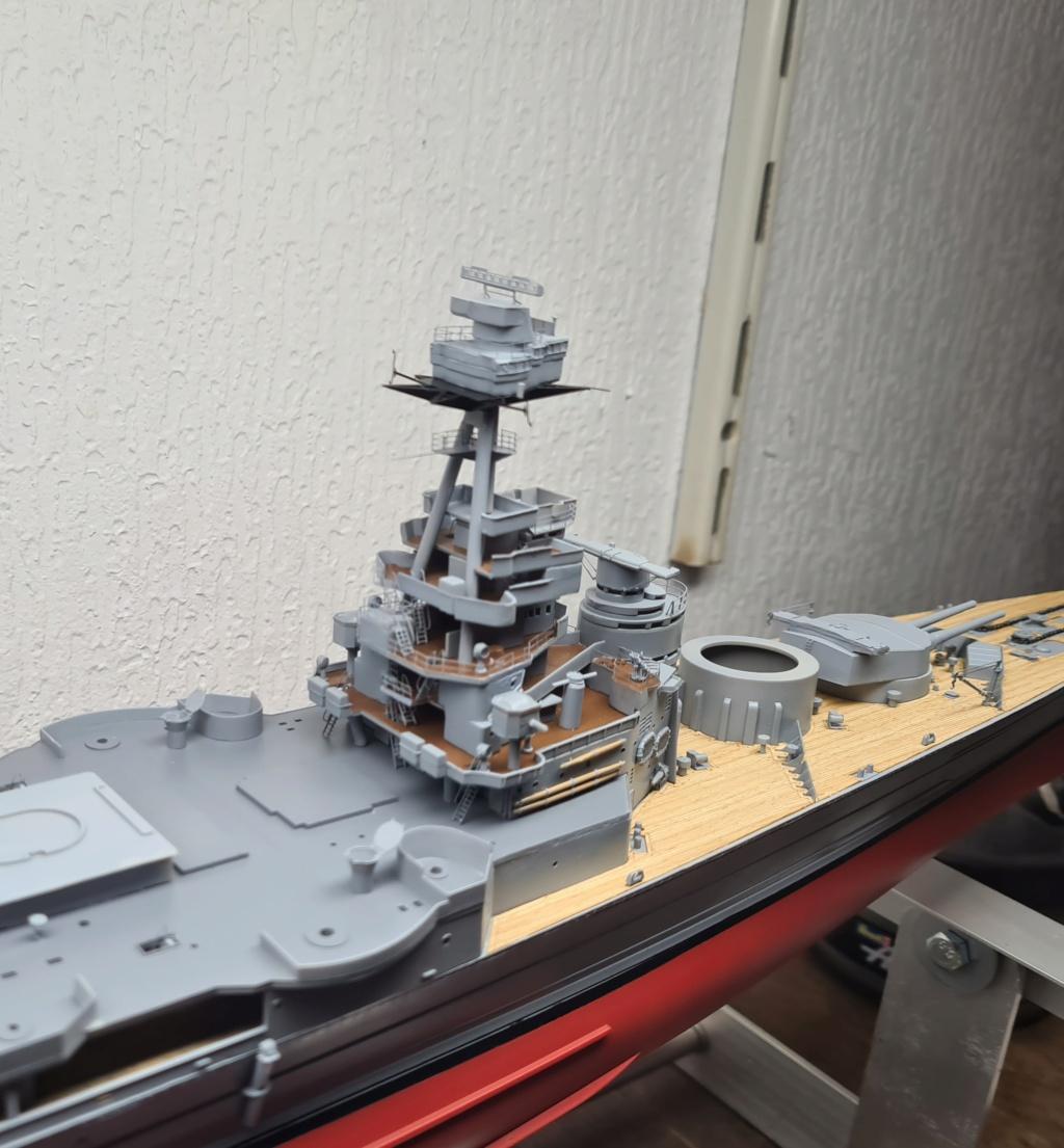 HMS HOOD 1/350 Trumpeter + PE... - Page 3 20201019