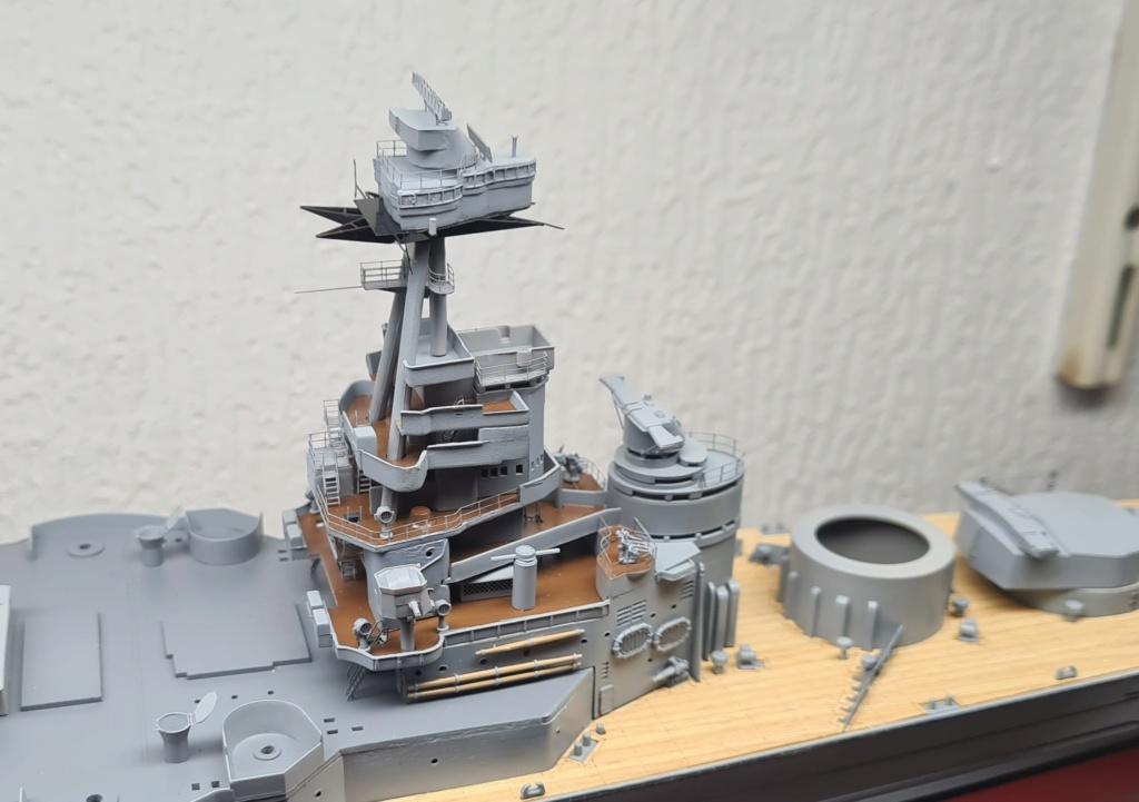 HMS HOOD 1/350 Trumpeter + PE... - Page 3 20201020