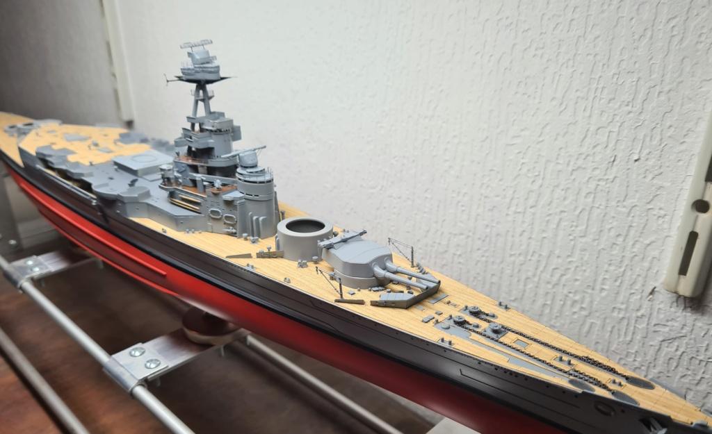HMS HOOD 1/350 Trumpeter + PE... - Page 3 20201021