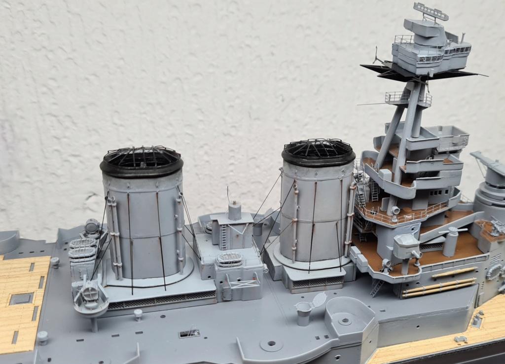 HMS HOOD 1/350 Trumpeter + PE... - Page 4 20201120