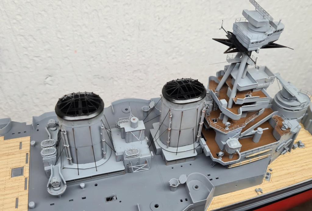 HMS HOOD 1/350 Trumpeter + PE... - Page 4 20201121