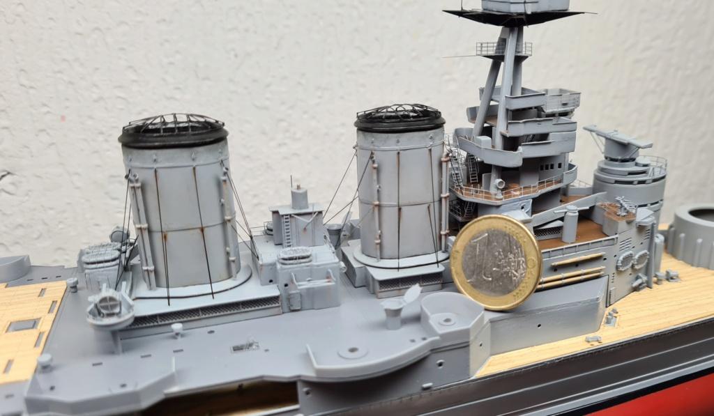HMS HOOD 1/350 Trumpeter + PE... - Page 5 20201122