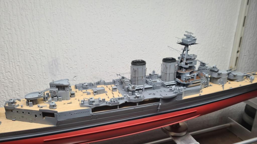 HMS HOOD 1/350 Trumpeter + PE... - Page 5 20201210
