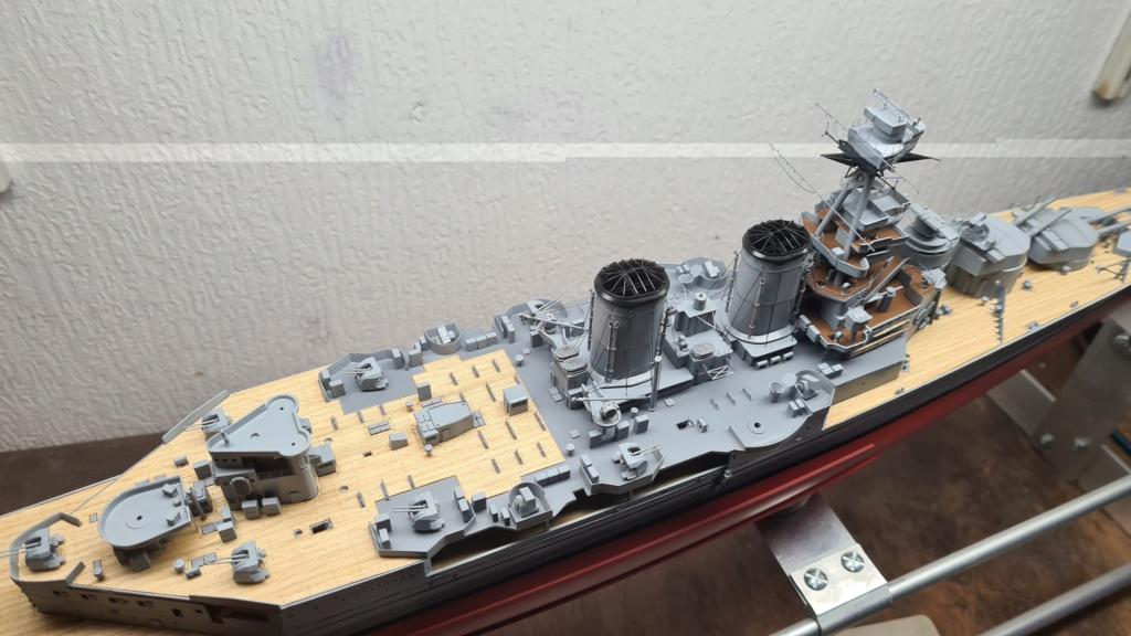 HMS HOOD 1/350 Trumpeter + PE... - Page 5 20201211