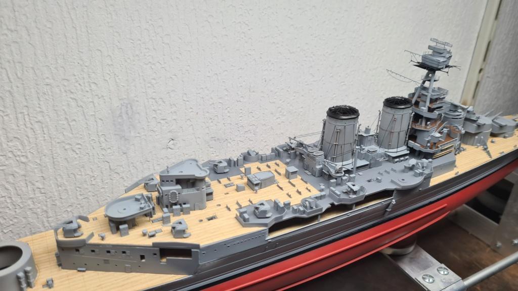 HMS HOOD 1/350 Trumpeter + PE... - Page 5 20201212