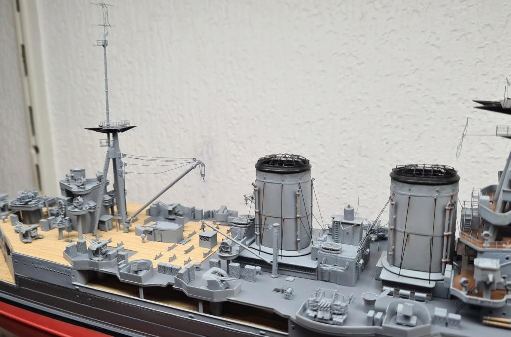 HMS HOOD 1/350 Trumpeter + PE... - Page 5 20201213