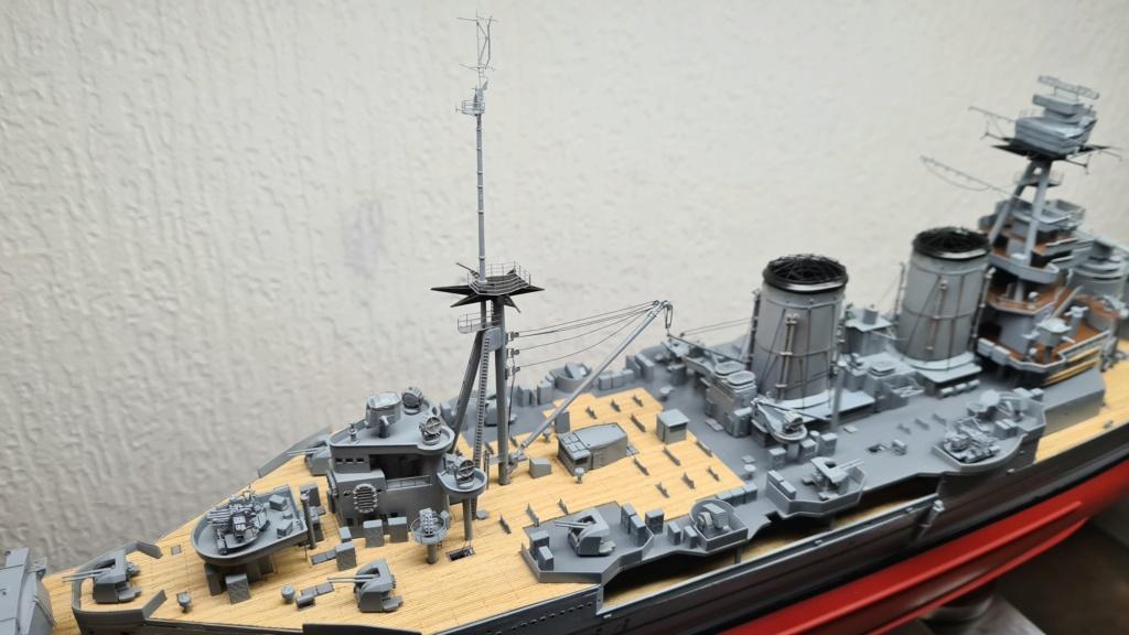 HMS HOOD 1/350 Trumpeter + PE... - Page 5 20201214
