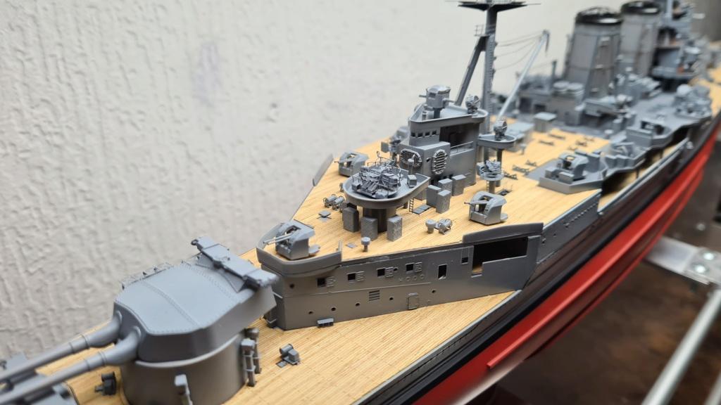 HMS HOOD 1/350 Trumpeter + PE... - Page 5 20201215