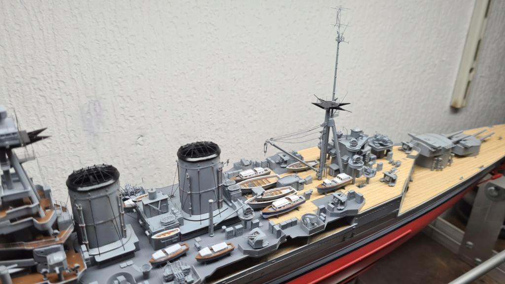 HMS HOOD 1/350 Trumpeter + PE... - Page 5 20201217