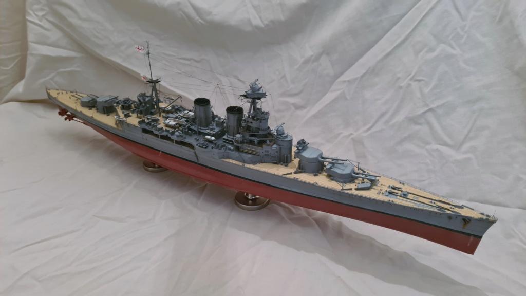 Terminé HMS HOOD 1941 20210110