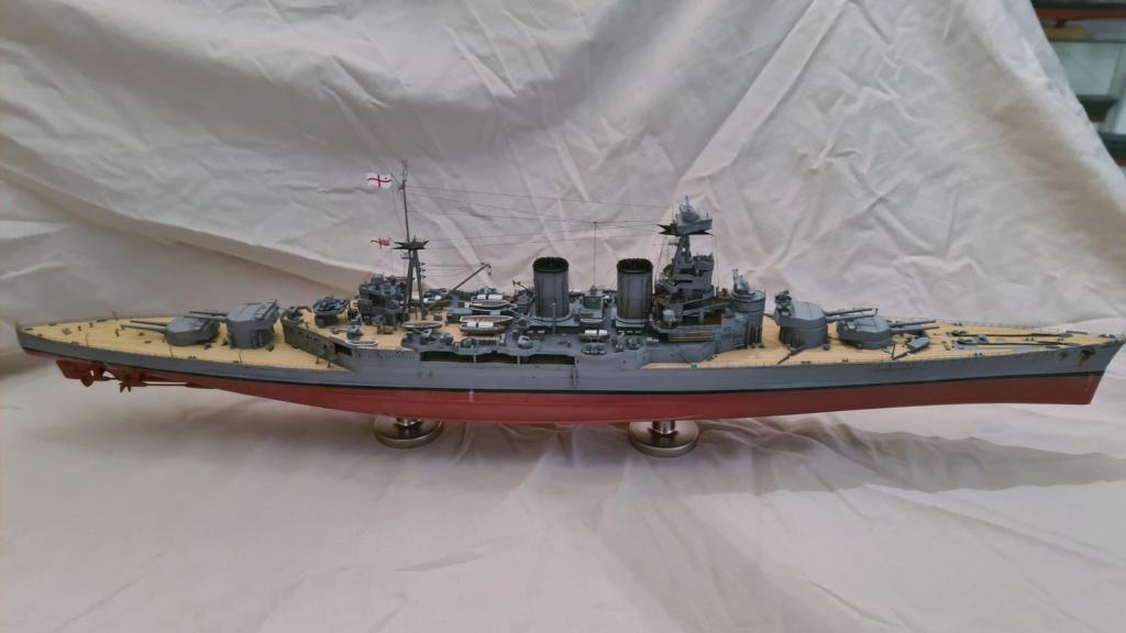 Terminé HMS HOOD 1941 20210111