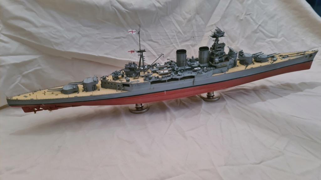 Terminé HMS HOOD 1941 20210112