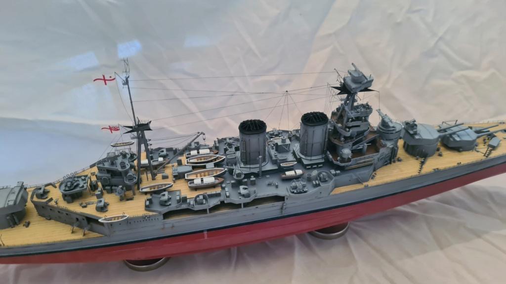 Terminé HMS HOOD 1941 20210113