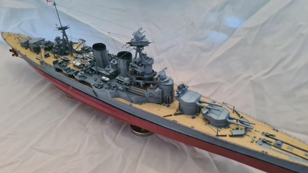 Terminé HMS HOOD 1941 20210114