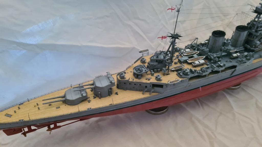 Terminé HMS HOOD 1941 20210116