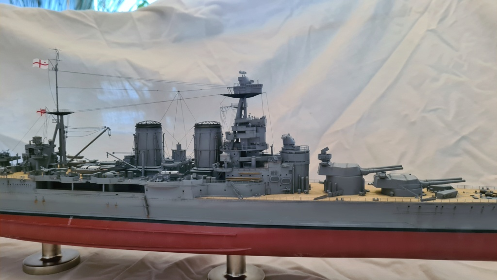 Terminé HMS HOOD 1941 20210117