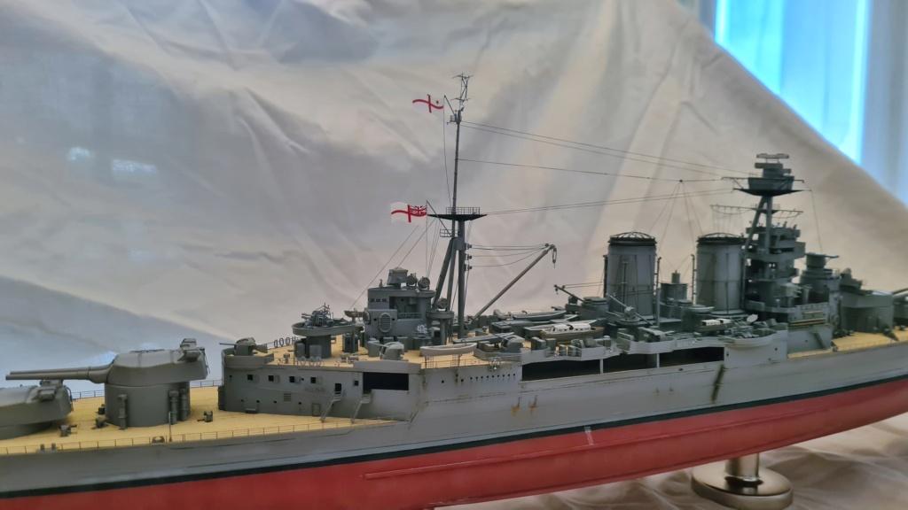 Terminé HMS HOOD 1941 20210118
