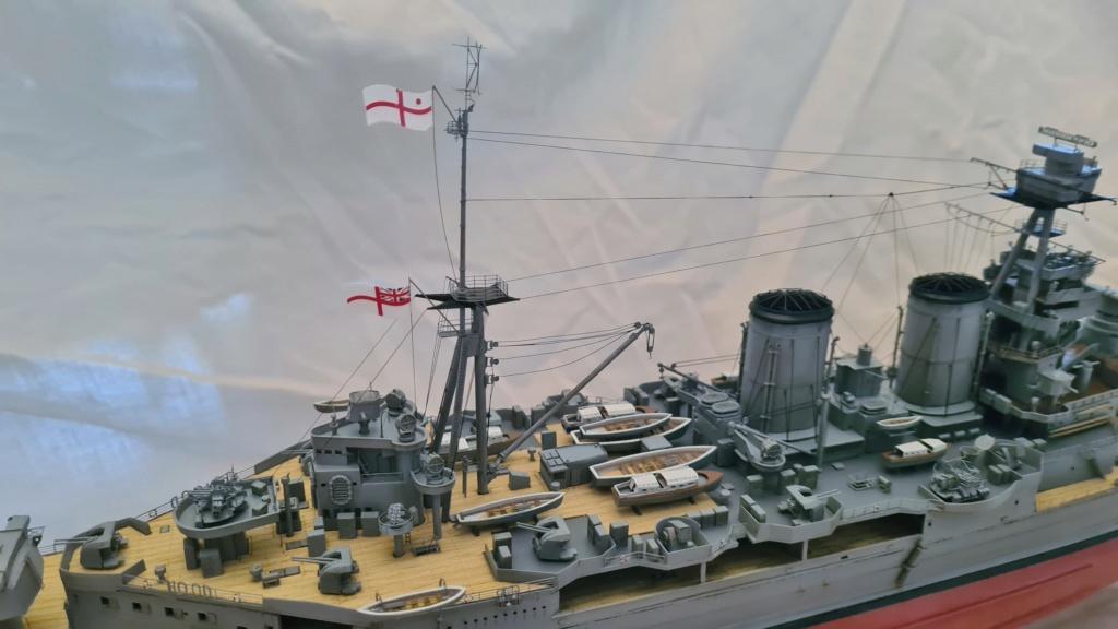 Terminé HMS HOOD 1941 20210121