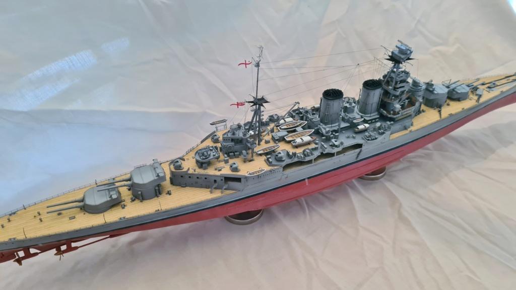 Terminé HMS HOOD 1941 20210123