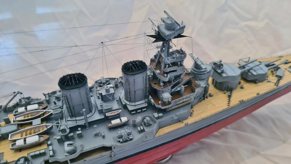 Terminé HMS HOOD 1941 20210124