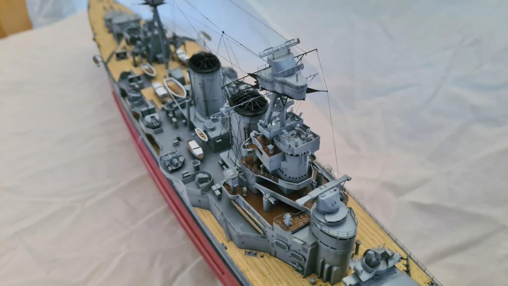 Terminé HMS HOOD 1941 20210125