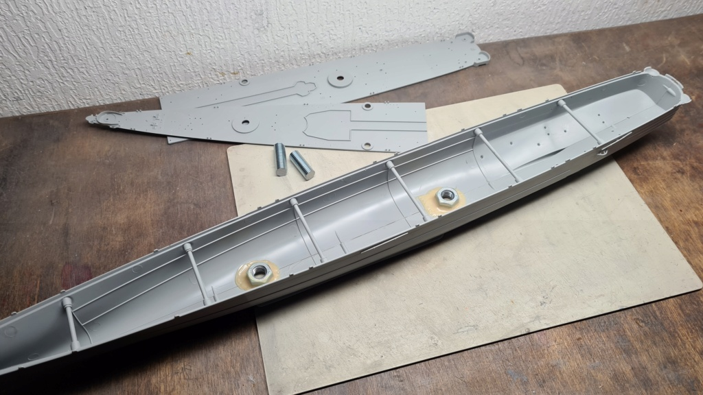 USS CA-134 Des Moines Deluxe version  Very Fire 1/350 20210130