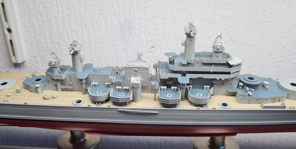 USS CA-134 Des Moines Deluxe version  Very Fire 1/350 - Page 7 20210422