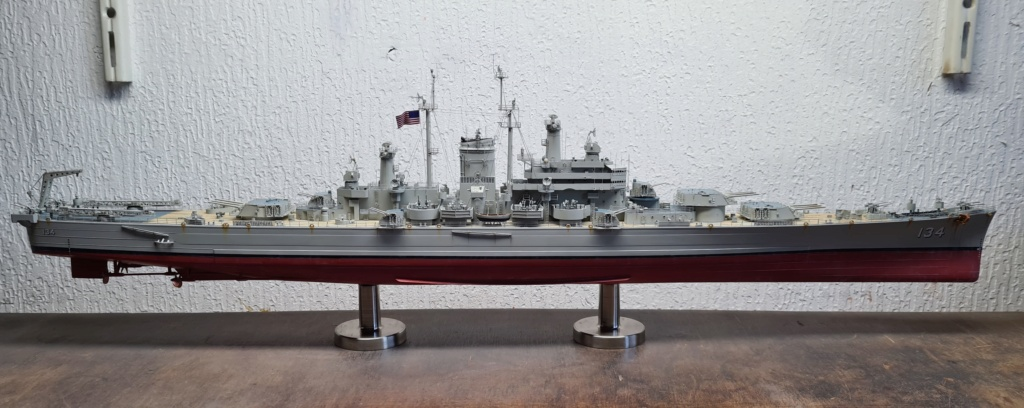 USS CA-134 Des Moines Deluxe version  Very Fire 1/350 - Page 9 20210522