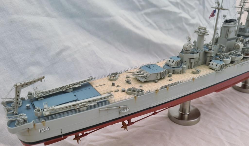 Terminé USS DES MOINES - CA-134 20210533
