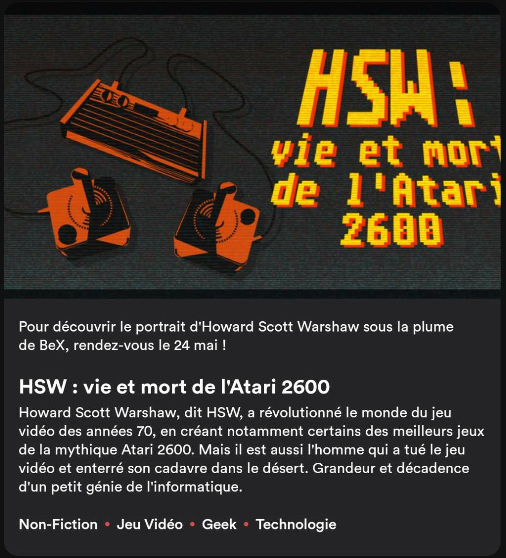 HSW : vie et mort de l'Atari 2600 Screen10