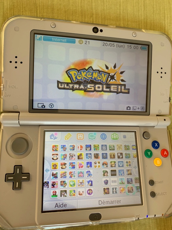 NEW 3DS XL Edition SNES LIMITEE --> Crack + micro sd 128 go N3dsxl10